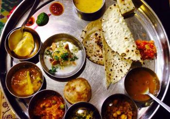 How To Create A Homestyle Thali At Home In Las Vegas
